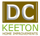D C Keeton Home Improvements Logo
